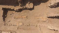 Między ludźmi pochowali coś, co nie wyglądało jak człowiek