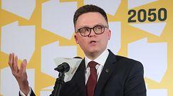 Szymon Hołownia budzi strach? Profesor udzieliła rady Koalicji Obywatelskiej