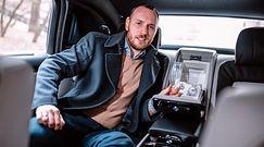 Rolls-Royce Ghost EWB - zaglądamy do auta za 2,5 mln złotych!