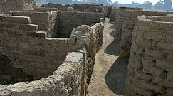 Egipskie zaginione miasto. Sensacja odkryta na pustyni