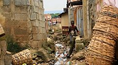 Takiej epidemii nie było w Nigerii od lat. Cholera zabiła co najmniej 2323 osoby