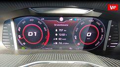 Skoda Superb 2.0 TSI (272 KM) - test zużycia paliwa