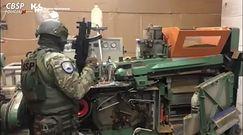 Straty na ponad 4 miliony złotych. Policjanci zlikwidowali arsenał broni i fabrykę papierosów