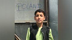 Polscy żołnierze szukają rodziców 13-letniego Afgańczyka