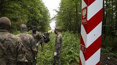 Sytuacja na granicy polsko-białoruskiej. Część Afgańczyków jest ciężko chorych