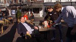 Holandia. Właściciele kawiarni i barów mówią lockdownowi dość