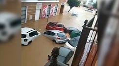 Powódź w hiszpańskiej Andaluzji. Skala zniszczeń na południu kraju jest ogromna