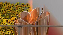 Ceremonia zapalenia znicza olimpijskiego w Tokio. Wyglądała zupełnie inaczej, niż zwykle
