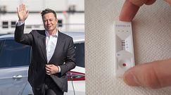 Elon Musk ze sprzecznymi testami na koronawirusa. Jest wytłumaczenie