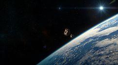 Uderzenie w asteroidę może ją zatrzymać. Najnowsze badania naukowców