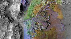 Naukowcy o wodzie i śladach życia na Marsie. Niezwykłe odkrycie łazika NASA Perseverance