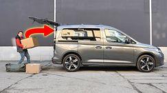 VW Caddy kosztuje tyle co kawalerka! A może w nim zamieszkać?