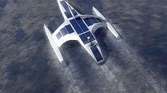 Niezwykły statek badawczy. Wyposażony jest w sztuczną inteligencję