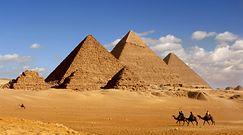 Piramidy zbudowali kosmici. Wypowiedź Elona Muska rozpaliła wyobraźnię internautów.
