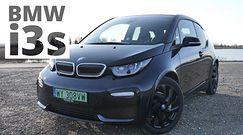BMW i3s - miejski elektryk, którym da się driftowac