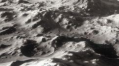 Powierzchnia Księżyca pomaga zatrzymać wodę. Przełomowe ustalenia naukowców z NASA