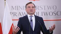 Przerwali konferencję Zibgniewa Ziobry. Tomasz Siemoniak komentuje