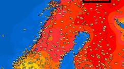 """Upały na dalekiej północy Norwegii. """"Zawirowania klimatyczne zmieniają nam pogodę"""""""