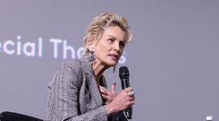 Sharon Stone o sytuacji w Polsce. Nowacka dolała oliwy do ognia