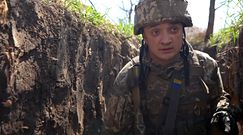 Wojna na Ukrainie. Żołnierze apelują do USA prosto z okopów