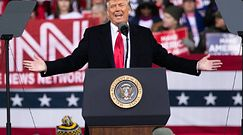 Zamieszki na Kapitolu. Trump w końcu zabrał głos