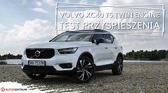 Volvo XC40 1.5 T5 Twin Engine 262 KM (AT) - przyspieszenie 0-100 km/h