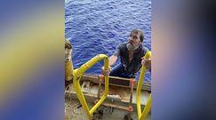 Zaginął na oceanie na dwa dni. Niezwykła historia marynarza z Florydy