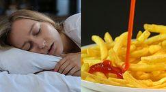 Dieta na chrapanie – co jeść, a czego unikać?