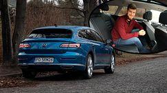 """VW Arteon Shooting Brake i jego przestronność w praktyce — mówię """"sprawdzam"""""""