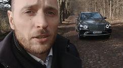 Bentley Bentayga - niespodziewane zakamarki SUV-a za milion złotych