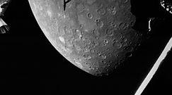 Merkury z bliska. Niezwykłe nagranie z sondy BepiColombo