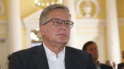 Bronisław Komorowski zapytany o radę dla opozycji. Najpierw zapadła cisza