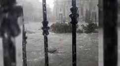 Katania pod wodą. Dwie osoby na Sycylii nie żyją