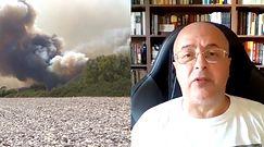 Raport ONZ ws. klimatu a pożary w Turcji. Klimatolog: ''Te informacje są przerażające''