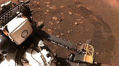 Lądowanie na Marsie. NASA pokazała niezwykłe nagranie