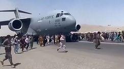 """Talibowie przejęli Afganistan. """"To wstyd dla nas wszystkich"""""""