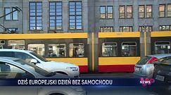 """Europejski Dzień Bez Samochodu. """"Samochodów jest za dużo"""""""