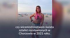 #dziejesiewsporcie: talent na bieżni i przed obiektywem! To jedna z najpiękniejszych polskich sportsmenek