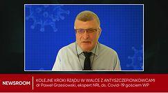 """Prezydent Andrzej Duda """"puszcza oko"""" antyszczepionkowcom? """"To nie pierwszy raz"""""""