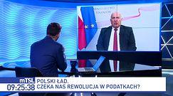 Prawdziwy koszt Polskiego Ładu. Minister finansów: Tę lukę szybko zasypiemy dzięki konsumpcji