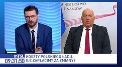 Powrót kapitału i nowa ulga w Polskim Ładzie. Minister finansów: te pomysły zostaną dobrze odebrane przez rynek