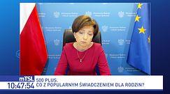 """Dzietność w Polsce spada. Co zrobi rząd? """"Mamy zbadane potrzeby polskich rodzin"""""""