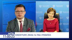 Babcia+. Węgierski program trafi do Polski? Maląg ucina dyskusje