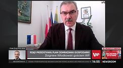 Obostrzenia na Warmii i Mazurach. Burmistrz Orzysza o trudnej sytuacji przedsiębiorców
