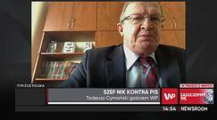 Tadeusz Cymański opowiedział o Marianie Banasiu