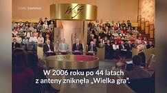Te programy kochała Polska. Zniknęły z anteny TVP
