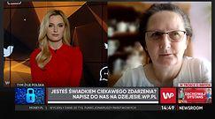 Radna Ewa Bawolska pod ostrzałem wójta. W liście do premiera napisał, że jej córka jest lesbijką