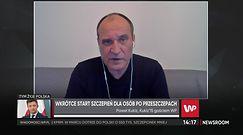 Paweł Kukiz o szczepieniu żony i córki. Polityk ma jasne zdanie na temat jednego producenta