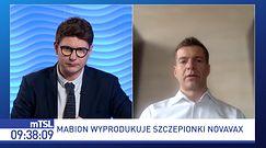 Polska spółka bije rekordy na giełdzie. Będzie produkowała szczepionkę przeciw COVID-19