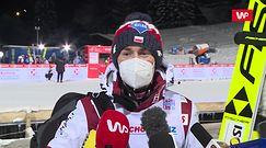 """PŚ w Zakopanem. Kamil Stoch nie panikuje. """"Nie jestem daleki od dobrego skakania. Coś nie gra w technice"""""""